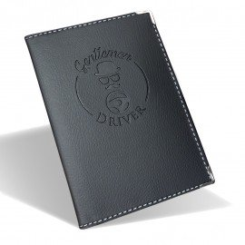 Etui carte grise simili cuir Collection GENTLEMEN DRIVER
