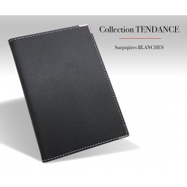Etui carte grise Simili Cuir vierge Collection TENDANCE