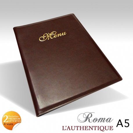 Protege Menu Restaurant Collection ROMA A5