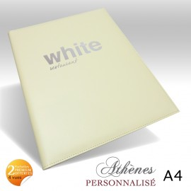 Protege Menu Restaurant Collection ATHENES A4 PERSONNALISE